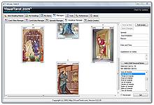 Visual Tarot :: Reading Manager